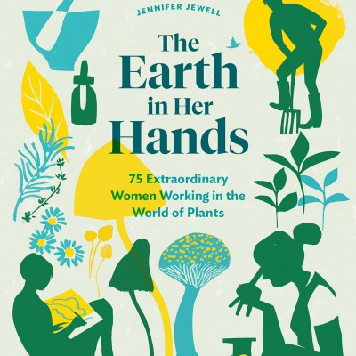 「The Earth in Her Hands 」発売のお知らせ